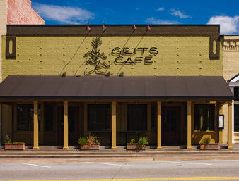 Restaurants in Forsyth GA - Grits Cafe