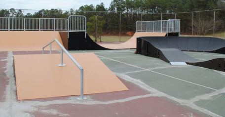 Skate / Pump Track - Family Activities Forysth
