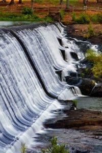 High Falls State Park in Forsyth GA